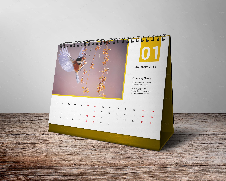 Desk Calendars - Rich Print Solutions